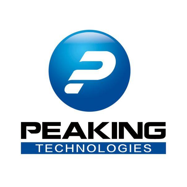 Peakingtech new logo